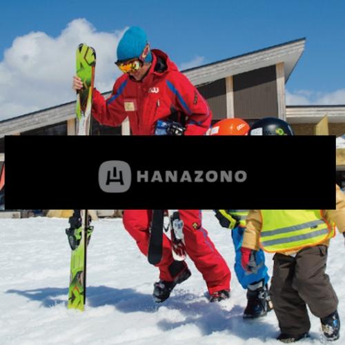 hanazono | Ministry of Chalets