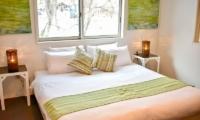 Altitude Hakuba Bedroom with Lamps | Hakuba, Nagano | Ministry of Chalets