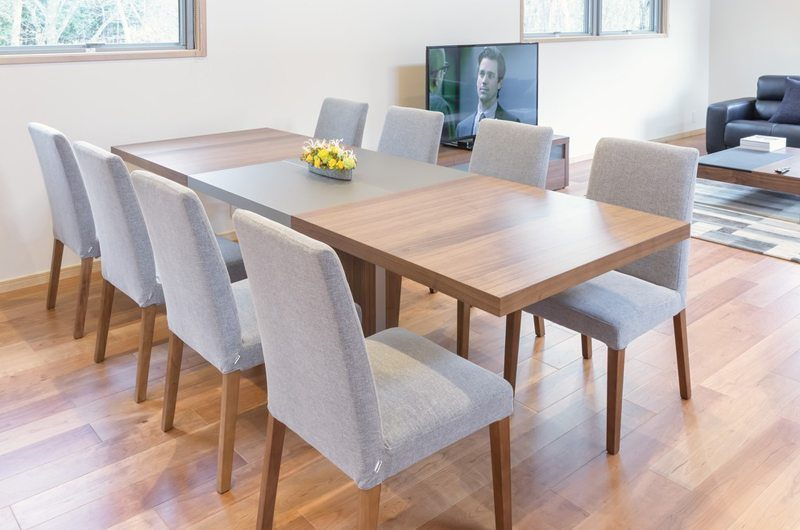 Bluebird Chalets Dining Table Area | Hakuba, Nagano | Ministry of Chalets
