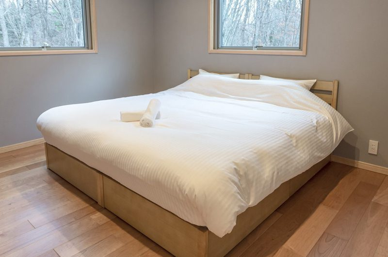 Bluebird Chalets Bedroom Side | Hakuba, Nagano | Ministry of Chalets