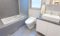 Bluebird Chalets Bathroom | Hakuba, Nagano | Ministry of Chalets