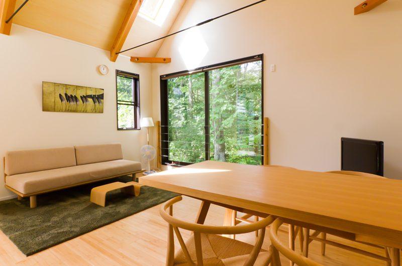 Gakuto Villas Dining Area | Hakuba, Nagano | Ministry of Chalets