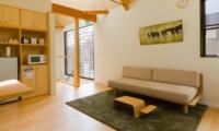 Gakuto Villas Living Area | Hakuba, Nagano | Ministry of Chalets