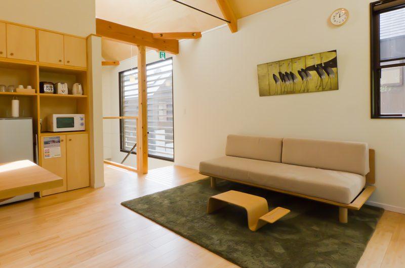 Gakuto Villas Living Area   Hakuba, Nagano   Ministry of Chalets