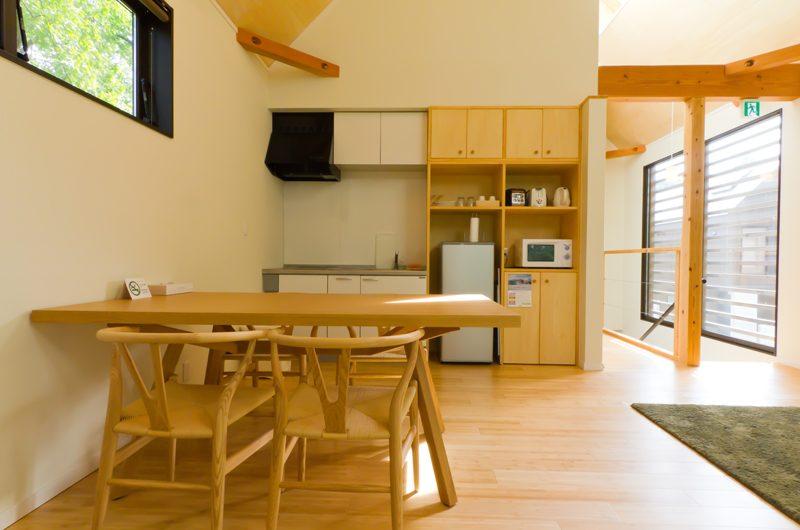 Gakuto Villas Kitchen and Dining Area | Hakuba, Nagano | Ministry of Chalets