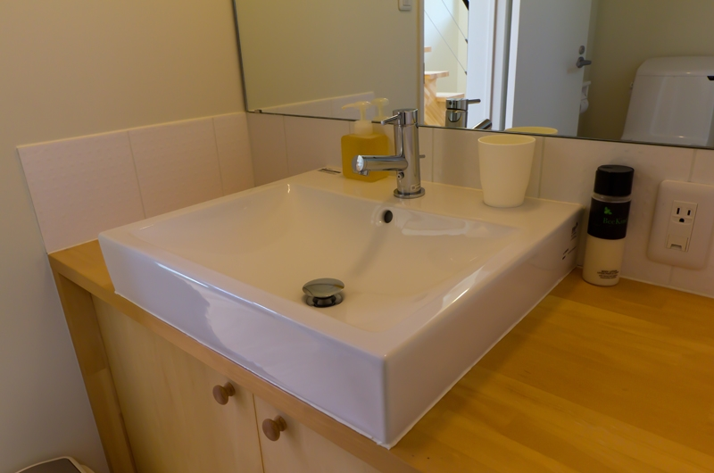 Gakuto Villas Bathroom | Hakuba, Nagano | Ministry of Chalets