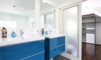 Hakuba Slopeside Chalet En-suite Bathroom | Hakuba, Nagano | Ministry of Chalets
