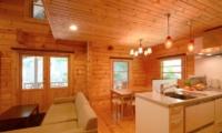 Maki Cottage Living And Dining Pavilion | Hakuba, Nagano | Ministry of Chalets