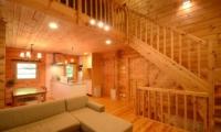 Maki Cottage Living Room | Hakuba, Nagano | Ministry of Chalets
