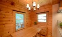 Maki Cottage Dining Area | Hakuba, Nagano | Ministry of Chalets