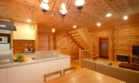 Maki Cottage Living And Dining Area | Hakuba, Nagano | Ministry of Chalets