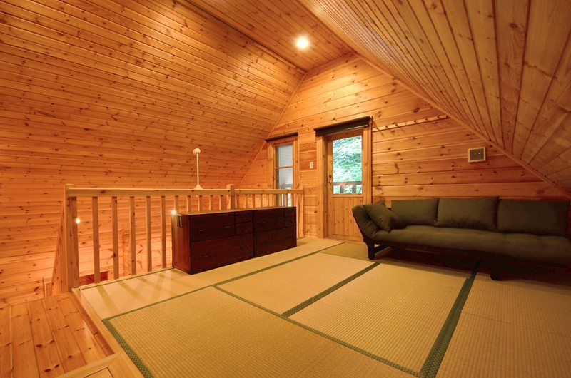Maki Cottage Tatami Room Front View | Hakuba, Nagano | Ministry of Chalets