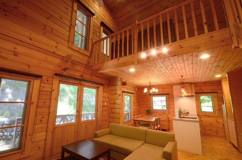 Maki Cottage Living Area | Hakuba, Nagano | Ministry of Chalets