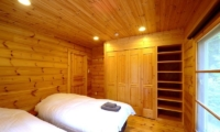 Maki Cottage Bedroom Two | Hakuba, Nagano | Ministry of Chalets
