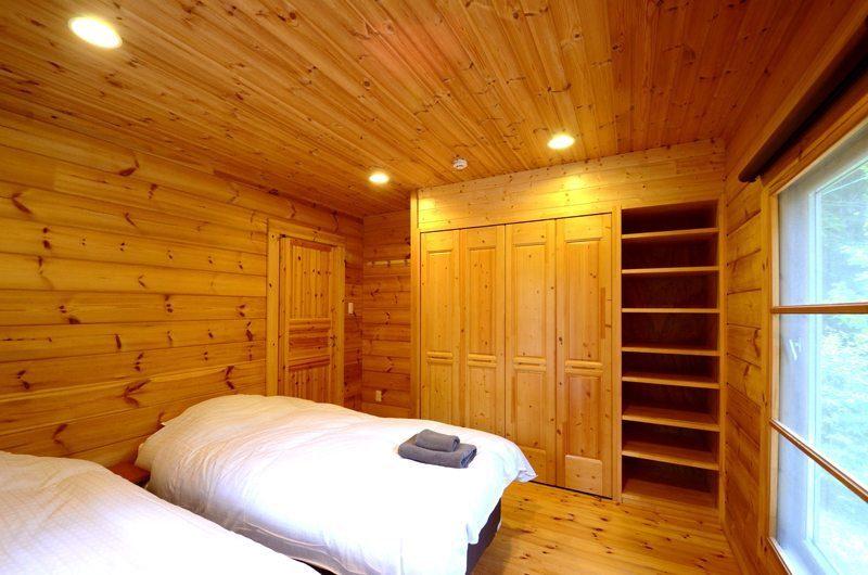 Maki Cottage Bedroom Two | Hakuba, Nagano | Ministry of Chalets
