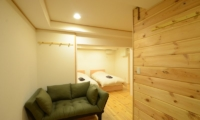 Maki Cottage Ski Storage Room | Hakuba, Nagano | Ministry of Chalets