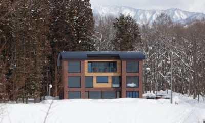 One Happo Chalet Exterior View | Hakuba, Nagano | Ministry of Chalets