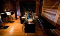 One Happo Chalet Dining Area | Hakuba, Nagano | Ministry of Chalets
