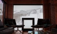 One Happo Chalet Indoor Lounge | Hakuba, Nagano | Ministry of Chalets