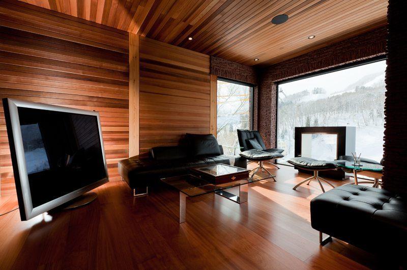 One Happo Chalet Lounge   Hakuba, Nagano   Ministry of Chalets