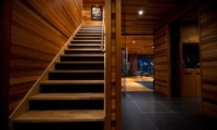 One Happo Chalet Staircase   Hakuba, Nagano   Ministry of Chalets
