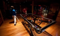 One Happo Chalet Pool Table | Hakuba, Nagano | Ministry of Chalets