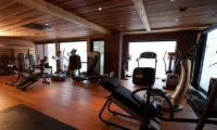 One Happo Chalet Gym | Hakuba, Nagano | Ministry of Chalets