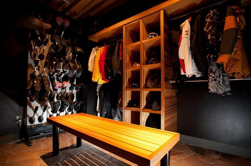 One Happo Chalet Ski Room | Hakuba, Nagano | Ministry of Chalets