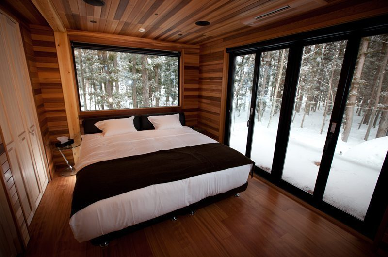 One Happo Chalet Guest Bedroom | Hakuba, Nagano | Ministry of Chalets