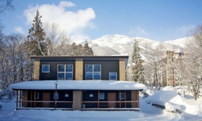 Phoenix Chalets 2br Outdoor View | Hakuba, Nagano | Ministry of Chalets