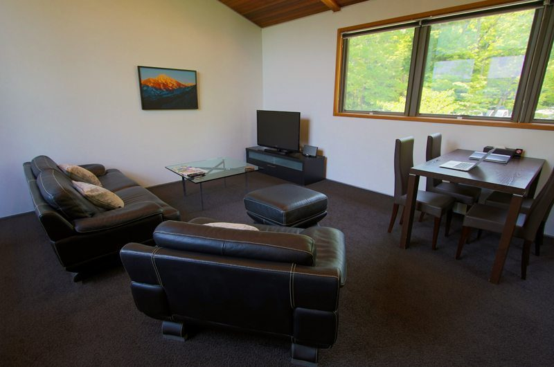 Phoenix Chalets 2br Living And Dining Room | Hakuba, Nagano | Ministry of Chalets