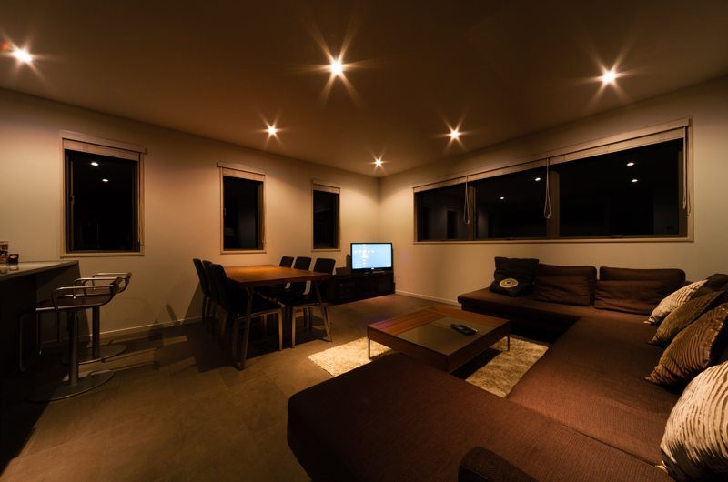 Phoenix Chalets 3br Living And Dining Area | Hakuba, Nagano | Ministry of Chalets