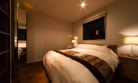 Phoenix Chalets 3br Master Bedroom Front View | Hakuba, Nagano | Ministry of Chalets