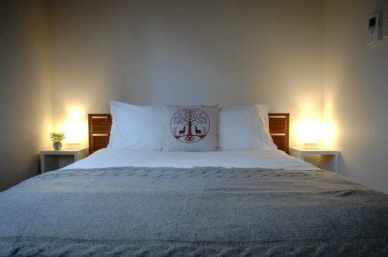 Phoenix Cocoon Bedroom | Hakuba, Nagano | Ministry of Chalets