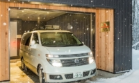 Phoenix Cocoon Parking | Hakuba, Nagano | Ministry of Chalets