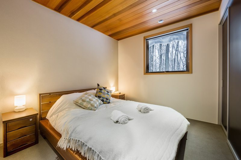 Phoenix Cocoon Guest Bedroom Two | Hakuba, Nagano | Ministry of Chalets