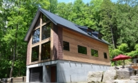 Phoenix One Exterior | Hakuba, Nagano | Ministry of Chalets