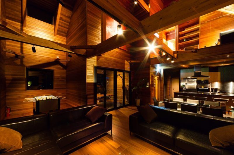 Phoenix One Living Area | Hakuba, Nagano | Ministry of Chalets