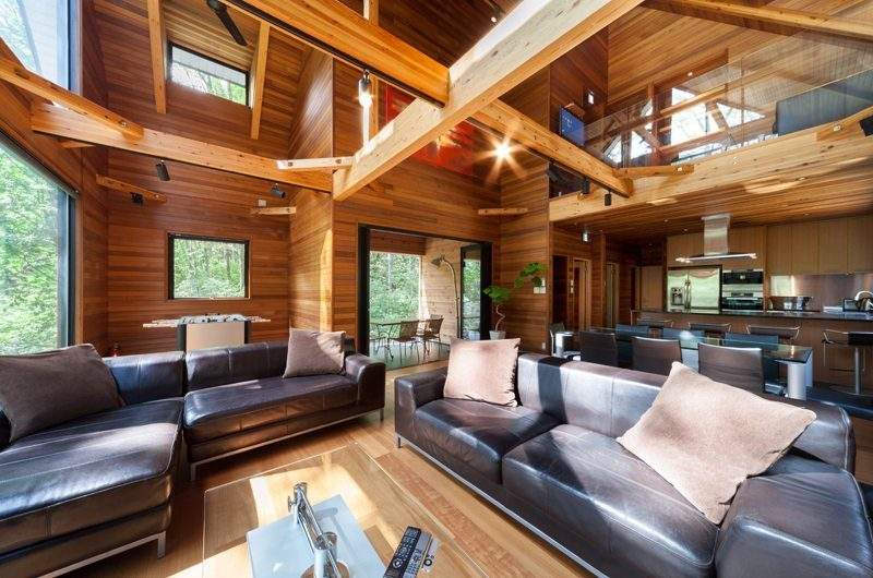 Phoenix One Living Room | Hakuba, Nagano | Ministry of Chalets