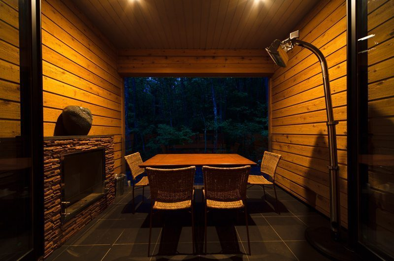 Phoenix One Dining Area | Hakuba, Nagano | Ministry of Chalets