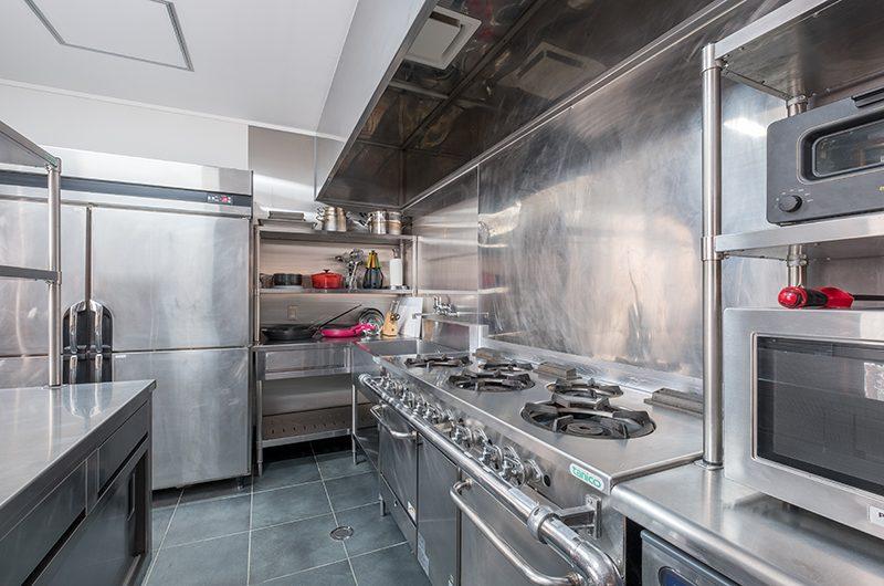 Powderhouse Kitchen | Hakuba, Nagano | Ministry of Chalets