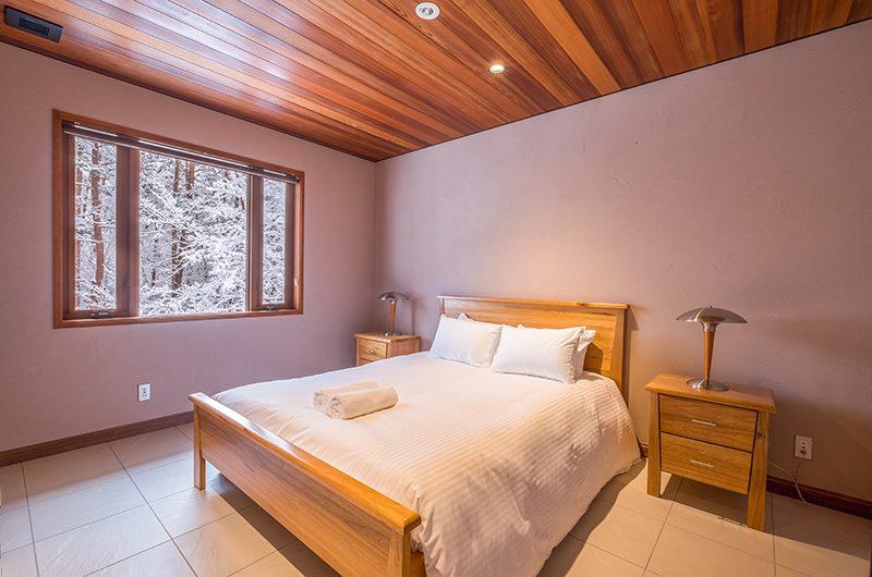 Powderhouse Bedroom with Views | Hakuba, Nagano | Ministry of Chalets