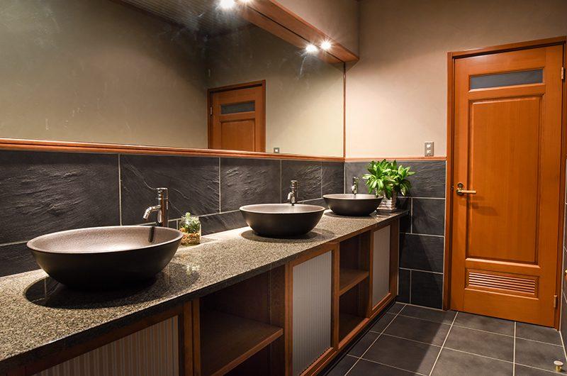 Powderhouse Bathroom | Hakuba, Nagano | Ministry of Chalets