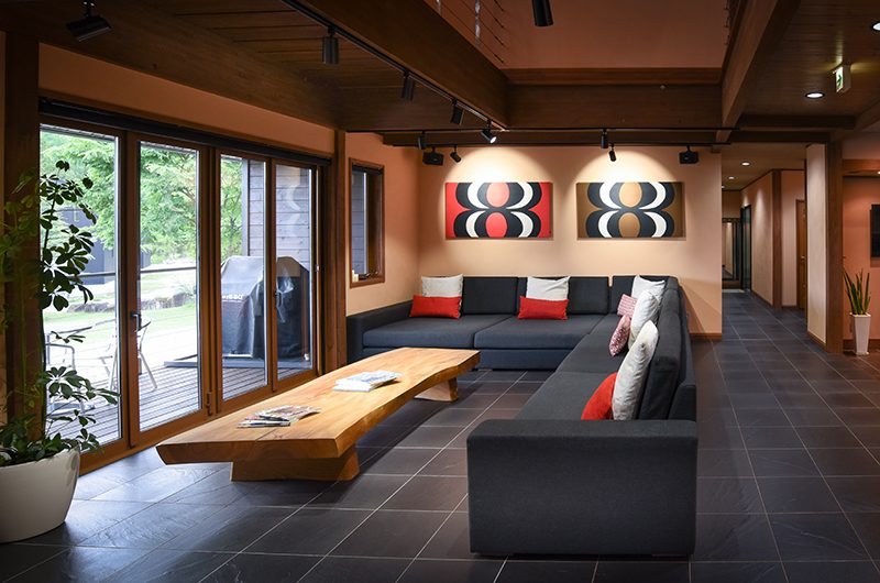 Powderhouse Living Area | Hakuba, Nagano | Ministry of Chalets