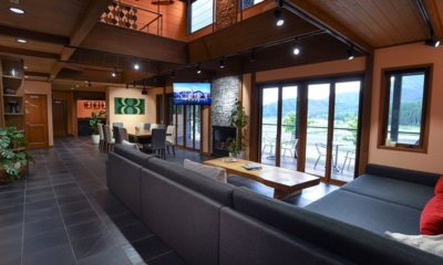 Powderhouse Living Room | Hakuba, Nagano | Ministry of Chalets