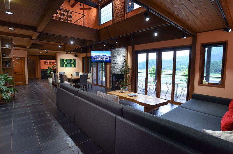 Powderhouse Living Room | Hakuba, Nagano | Ministry of Chalets