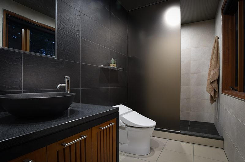 Powderhouse Bathroom Area | Hakuba, Nagano | Ministry of Chalets