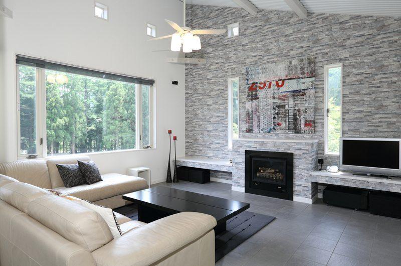 Powdersuites Living Room | Hakuba, Japan | Ministry of Chalets