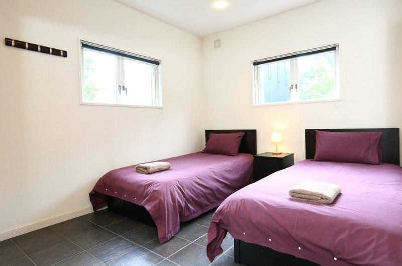 Powdersuites Twin Bedroom | Hakuba, Japan | Ministry of Chalets