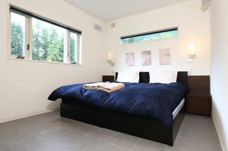 Powdersuites Bedroom | Hakuba, Japan | Ministry of Chalets
